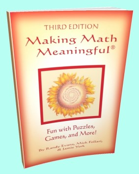 Making Math Meaningful Puzzels and Games